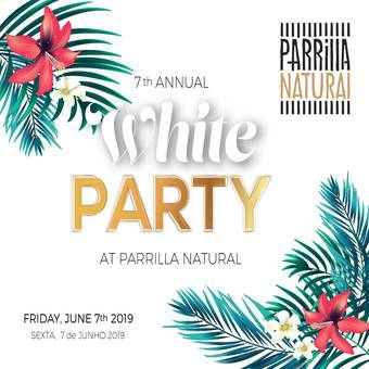 WHITE PARTY - 7th of June